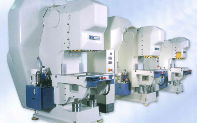 C-frame presses